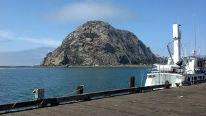 Morro Bay T-Pier Shore Station