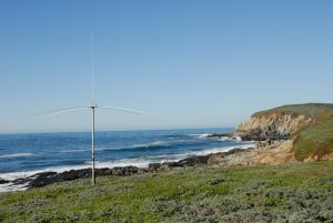 HF Radar derived waves North Coast